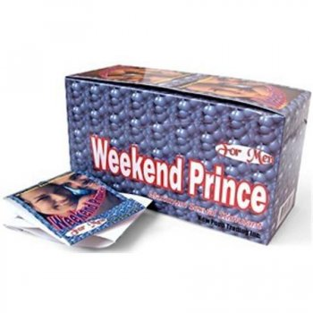 Weekend Prince male Stimulant Sex Pill