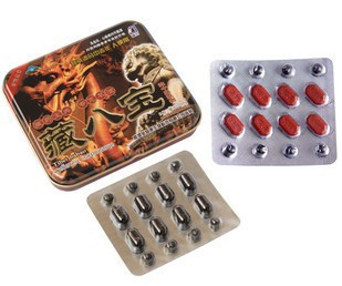 Tibet Babao Sex Pills for Male Penis Enhancement